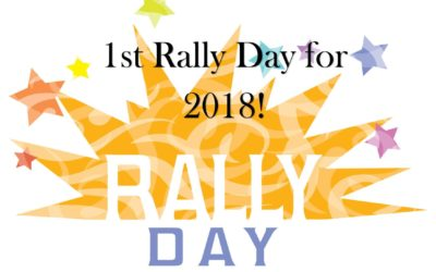 First Rally Day for 2018, AGM and COME TRY DAY!