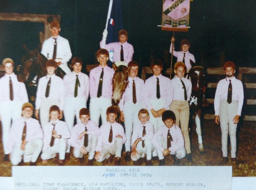 historical Gympie Pony Club