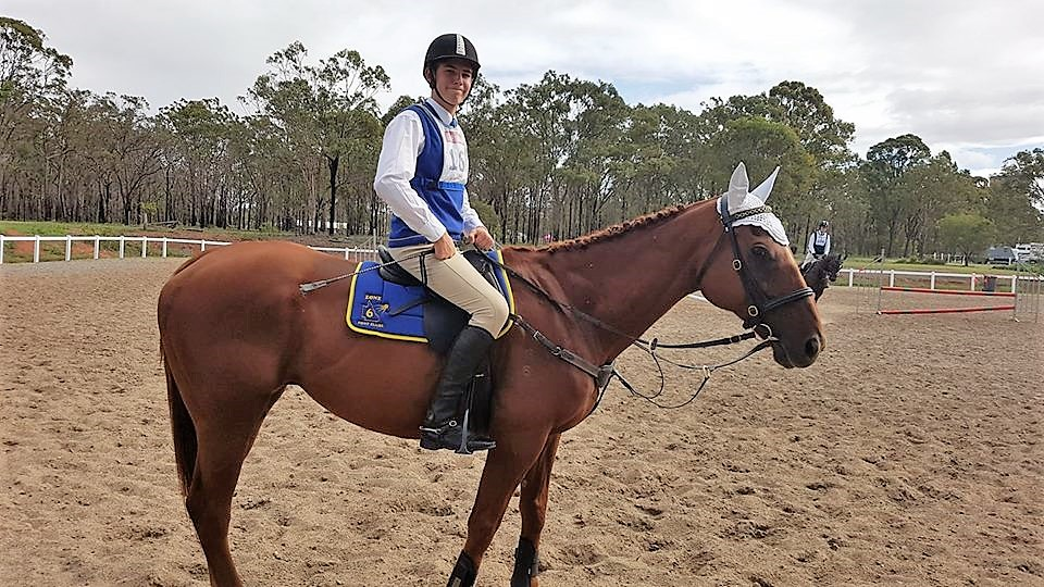 Zone 6 riders from Gympie Pony Club
